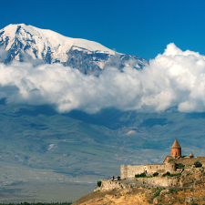 Mount Ararat is a national symbol for the Armenian people
