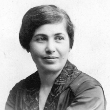Zabel Yesayan was the only woman on the list of those to be arrested on the night of April 24th, 1915