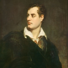 Lord Byron was a student of the Armenian language