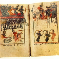 The Battle of Avarayr took place on May 26, 451 AD