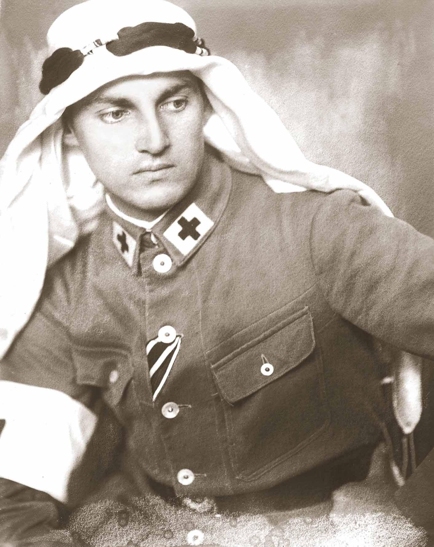 Armin Theophil Wegner (1886-1978)