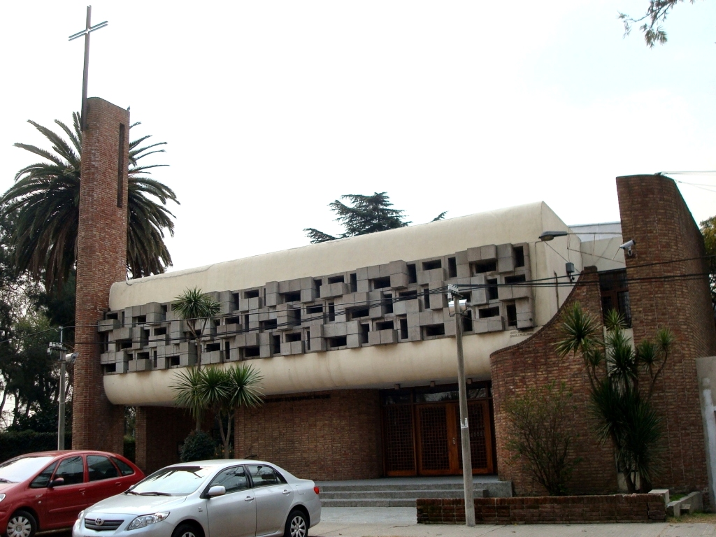 An Armenian Evangelical church in Montevideo, Uruguay