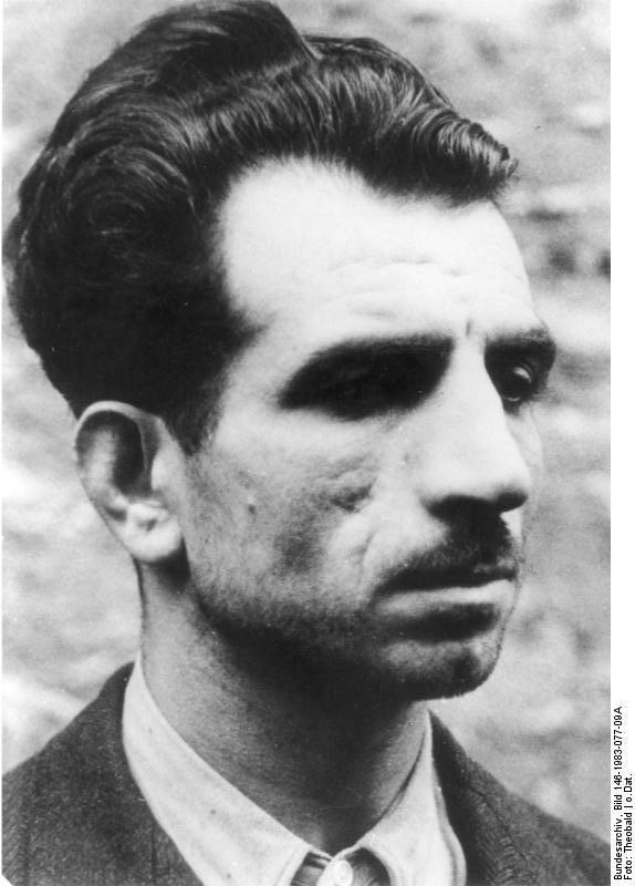 Missak Manouchian (1906-1944)